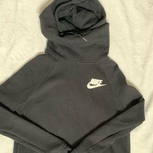 Funnel Neck Nike Hoodie!🥳🥳
